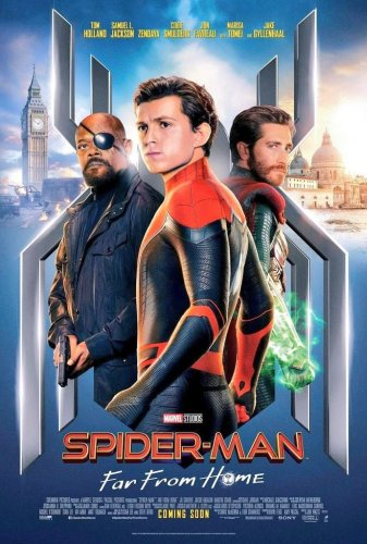 Movie Review - Spider-Man: Far From Home (2019)