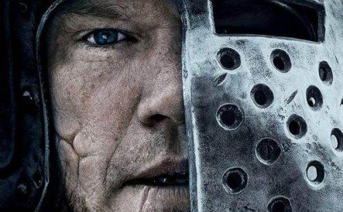 The Last Duel character posters feature Matt Damon, Jodie Comer, Adam Driver and Ben Affleck