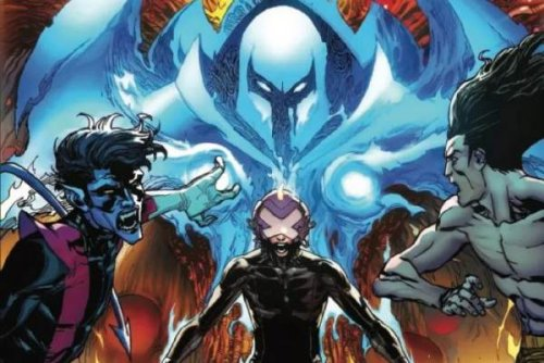 Comic Book Preview - X-Men: Onslaught Revelation #1