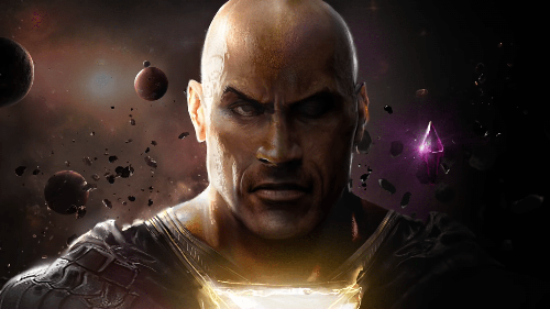 Dwayne Johnson announces start of production on DC's Black Adam movie