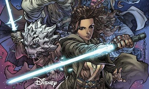Comic Book Preview - Star Wars: The High Republic Adventures #4