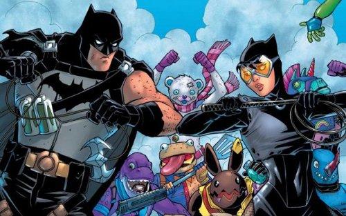 Comic Book Preview - Batman/Fortnite: Zero Point #5