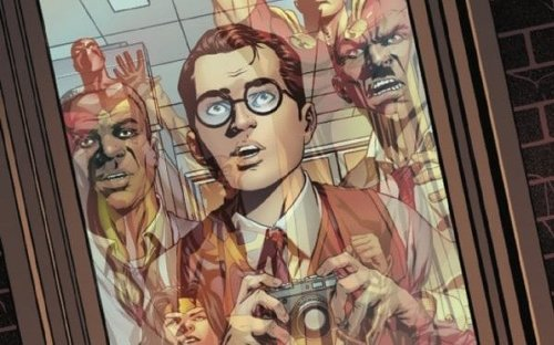 Comic Book Preview - Heroes Reborn: Peter Parker, The Amazing Shutterbug #1