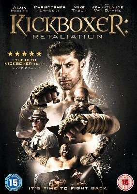 DVD Review - Kickboxer: Retaliation (2018)