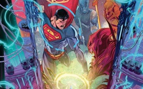 Comic Book Preview - Superman #30