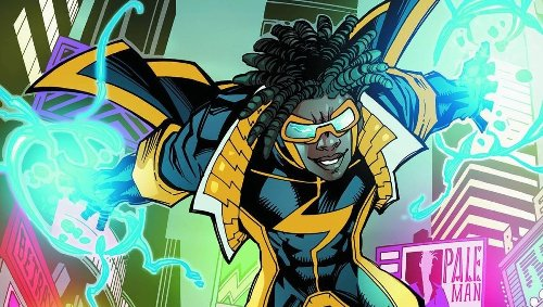 Live-action Static Shock movie announced at DC FanDome