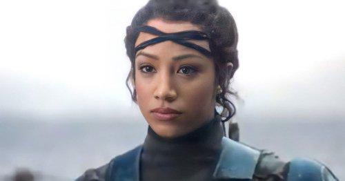 Star Wars: Sasha Banks says Koska Reeves won't appear in The Mandalorian season 3