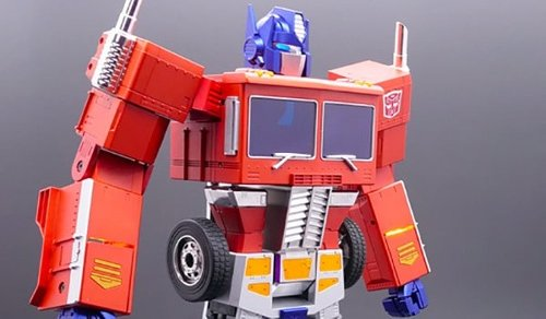 Hasbro unveils self-transforming Optimus Prime and new Transformers: Generations War for Cybertron figures