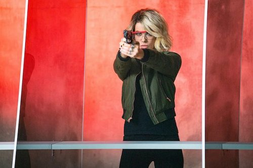 First look at Kate Beckinsale in Amazon action comedy Jolt
