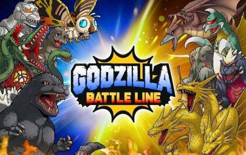 Godzilla Battle Line gets a trailer and screenshots