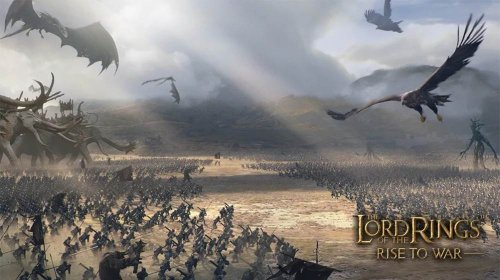 The Lord of the Rings: Rise to War gets a cinematic trailer
