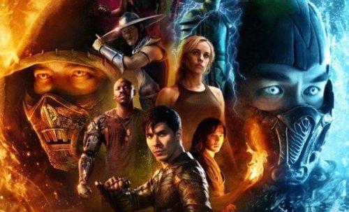 Movie Review - Mortal Kombat (2021)