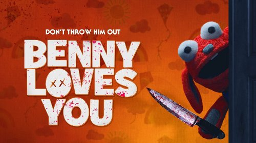 A childhood plush is out for revenge in trailer for horror-comedy Benny Loves You