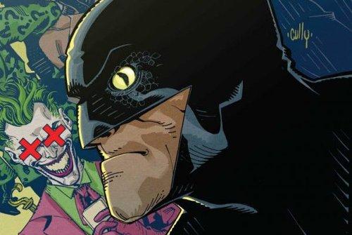Comic Book Preview - Batman: Reptilian #1