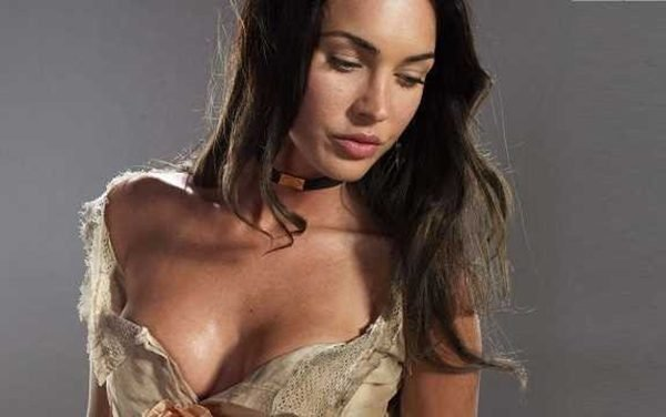 MEGAN FOX JOINS THE EXPENDABLES - cover