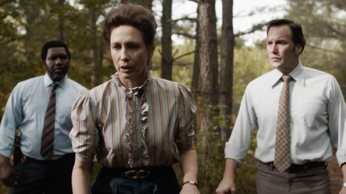 First trailer for The Conjuring: The Devil Made Me Do It