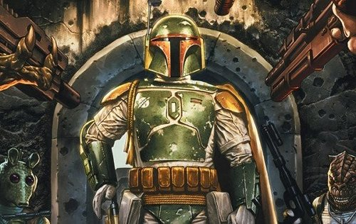 Comic Book Preview - Star Wars: War of the Bounty Hunters Alpha #1