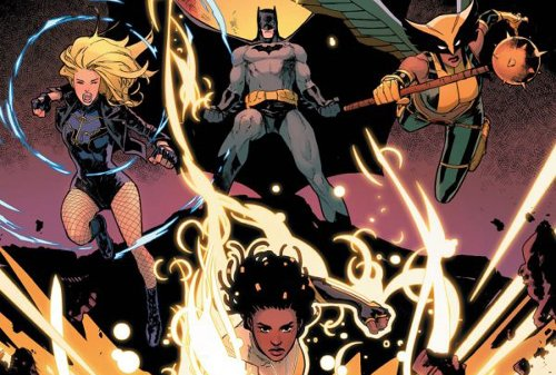Comic Book Preview - Justice League #61