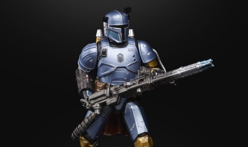 Star Wars: The Black Series Carbonized Collection figures from The Mandalorian revealed by Hasbro