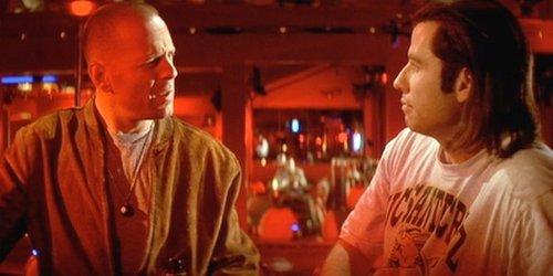 Bruce Willis and John Travolta reunite for Paradise City