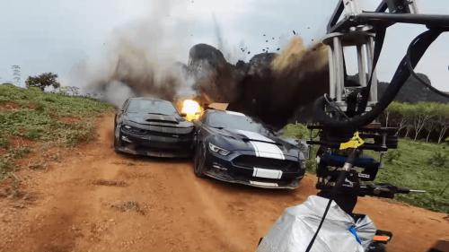 Fast & Furious 9 stunts featurette delivers total car-nage