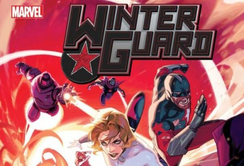 Marvel assembles the Winter Guard in preview of new series