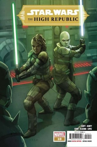Comic Book Preview - Star Wars: The High Republic #10