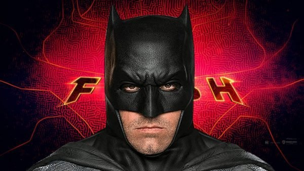 Batfleck returns in set photos and video from The Flash