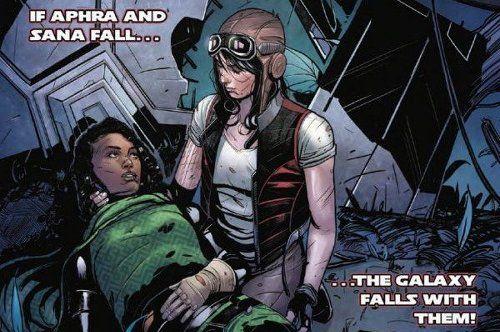 Comic Book Preview - Star Wars: Doctor Aphra #9