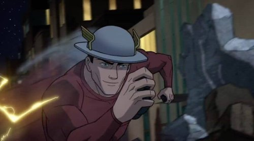 Exclusive Interview - Justice Society: World War II star Armen Taylor on playing Jay Garrick