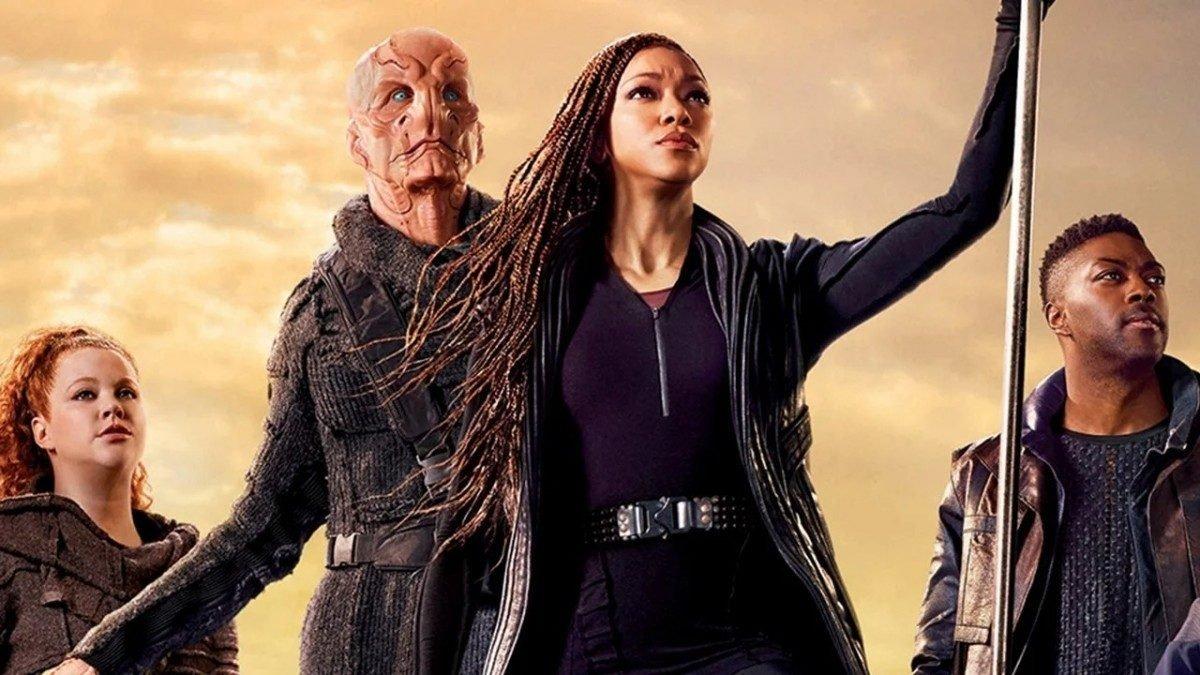 Star Trek: Discovery season 3 trailer goes where no Trek has gone before