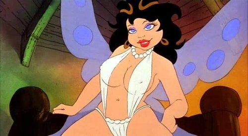 Marvelous Adult Animated Movies by Ralph Bakshi