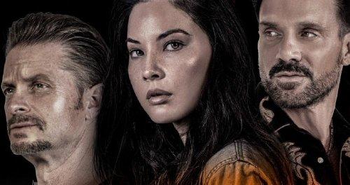 Trailer for crime thriller The Gateway starring Shea Whigam, Olivia Munn and Frank Grillo