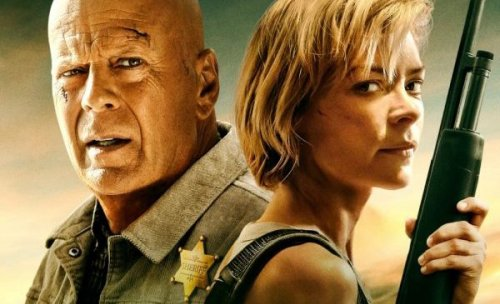 Trailer for action thriller Out of Death starring Bruce Willis and Jaime King