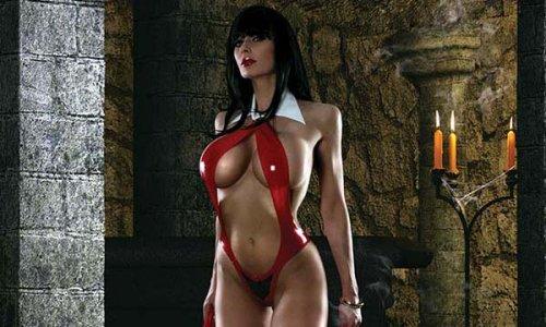 Comic Book Preview - Vampirella #24