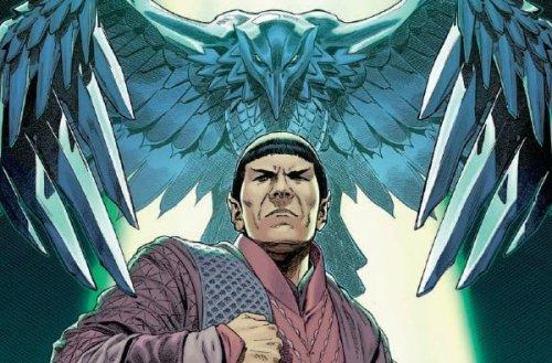 Comic Book Preview - Star Trek: Year Five #20