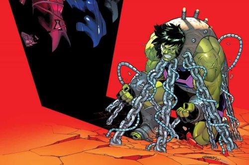 The Avengers brace themselves for World War She-Hulk this July