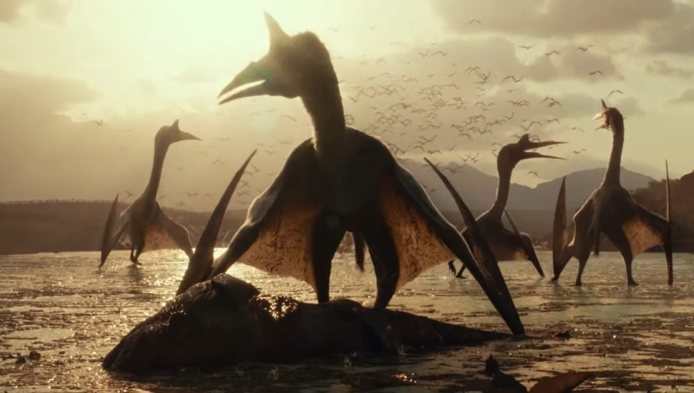 Jurassic World: Dominion gets a first-look teaser