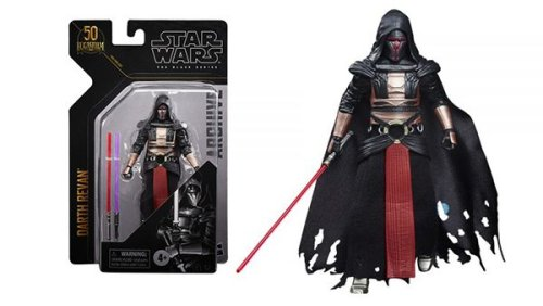 Hasbro unveils new Star Wars: The Black Series and The Vintage Collection action figures