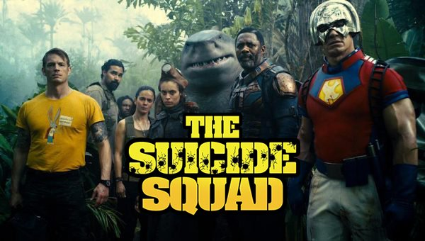 The Suicide Squad: A Demented and Unforgettably Bizarre Blockbuster - cover