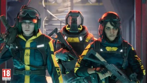 Meet the aliens in the new Rainbow Six Extraction trailers