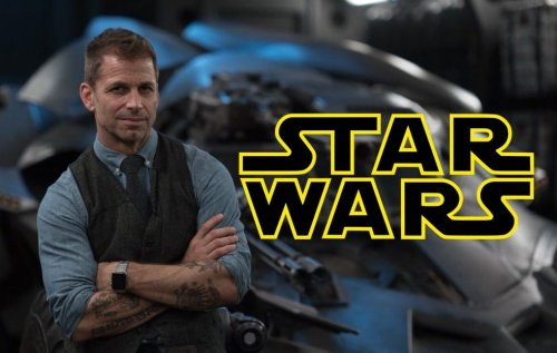"Zack Snyder would love to direct a Star Wars movie, ""but I don't think I would survive that"""
