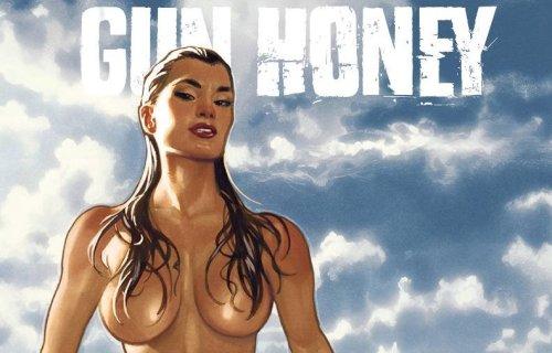 Comic Book Preview - Gun Honey #1