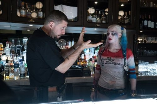 David Ayer says he'll no longer speak publicly about Suicide Squad