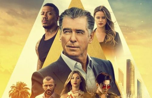 Poster and trailer for The Misfits starring Pierce Brosnan, Hermione Corfield, Jamie Chung and Tim Roth
