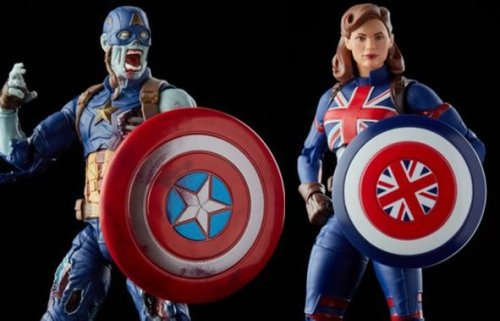 Marvel Legends Series figures for Marvel's What If...? revealed by Hasbro