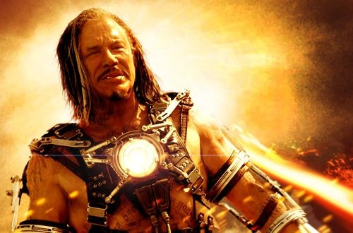 """Mickey Rourke slams the Marvel Cinematic Universe for lacking """"real acting"""""""