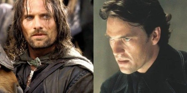 Dougray Scott says he was first choice for Aragorn in The Lord of the Rings