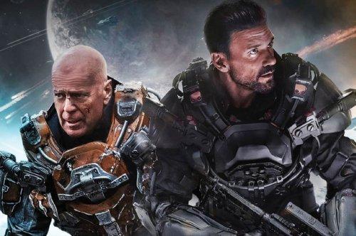 Movie Review – Cosmic Sin (2021)