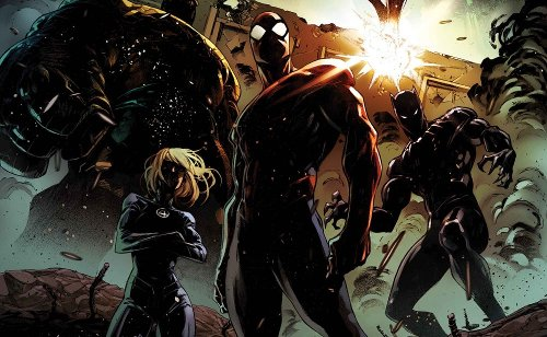 The Marvel Universe to descend into darkness with Dark Ages